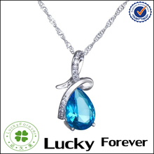 Fashion jewelry manufacturer wholesale OEM 925 sterling silver pendant