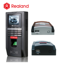 Realand M-F131Biometric fingerprint device time attendance and biometric access control system