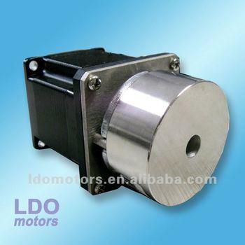 Nema 23 Hybrid Stepper Motor With Electromagnetic Brake