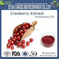 Thanksgiving prior food and beverage Cranberry extract water soluble powder