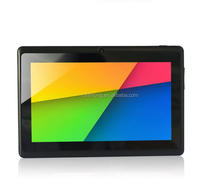 7 Inch Electronic Best Low Price Mid Tablet Specification ,Allwinner A33 Tablet PC Manual With Laptop