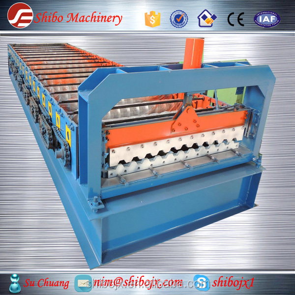 C21 Roofing sheet making machinery/ Cold steel rolling mill for sale