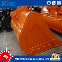 Standard Sizes Kubota Ditching Cleaning Bucket takeuchi Volvo Excavator Bucket