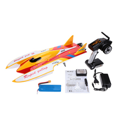 WLtoys WL913 2.4GHz Brushless Boat High Speed Racing RC Boat with Loop Water Cooling System RC Speedboat