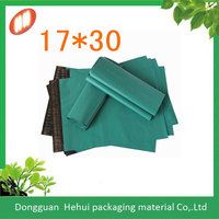Manufacturing flat plastic mailer pouch
