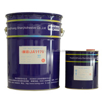 Two component fast cure pu sealant adhesive glue