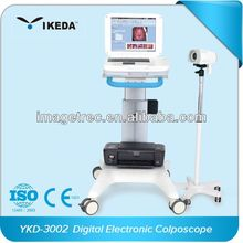 IKEDA YKD-3002 vaginal diagnostic machine:full digital colposcope
