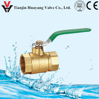 Dn50 Brass Ball Valve Lever Type