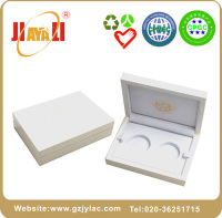 Guangzhou factory handmade wooden coin box