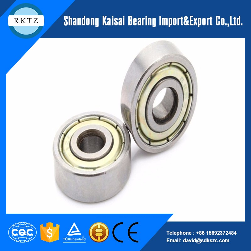 single&double rows z809 ball bearing price