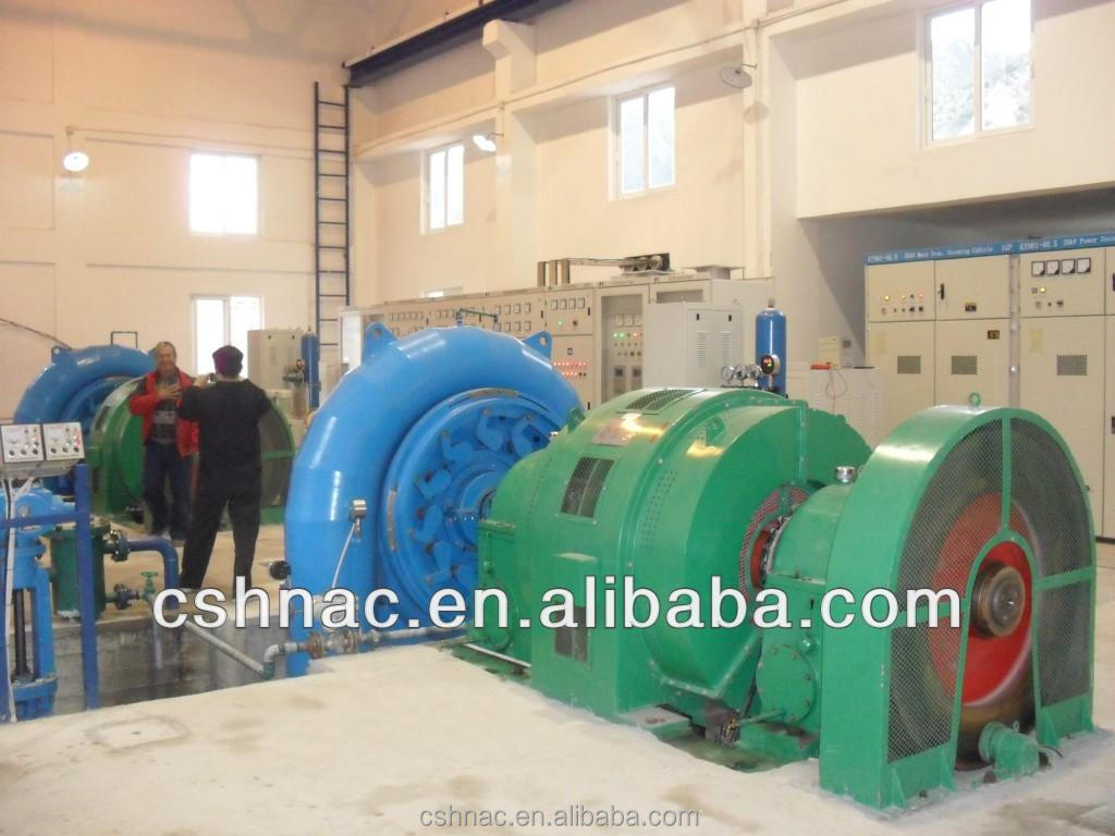 hydro water turbine
