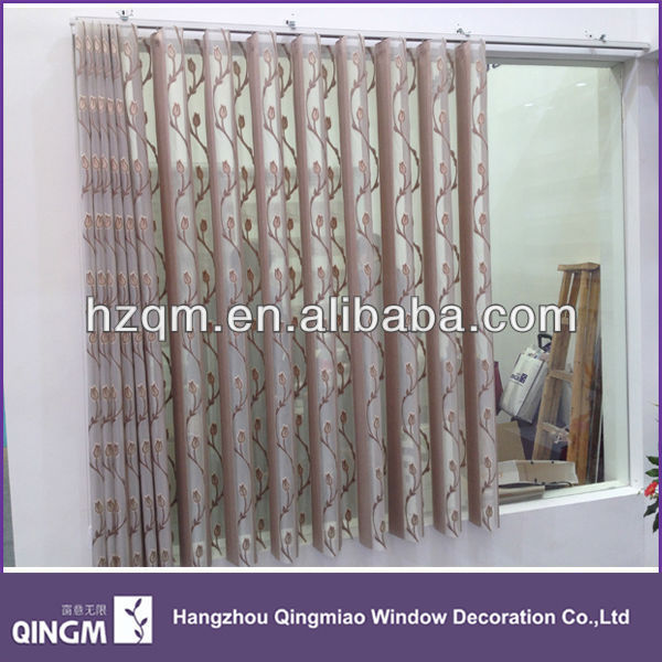 Vertical Blind Fabric Chain Control