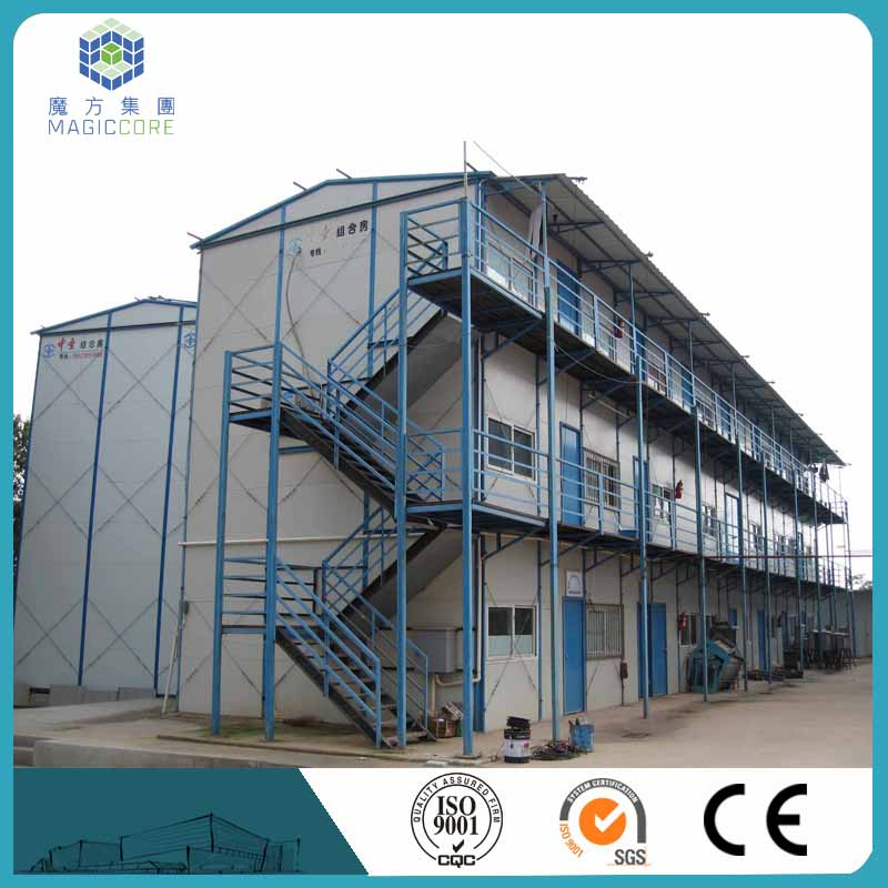 HEYA INT'L cheap ready made pvc prefabricated house in india