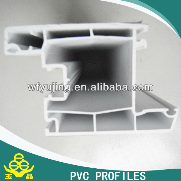 Plastic PVC Hard Profile