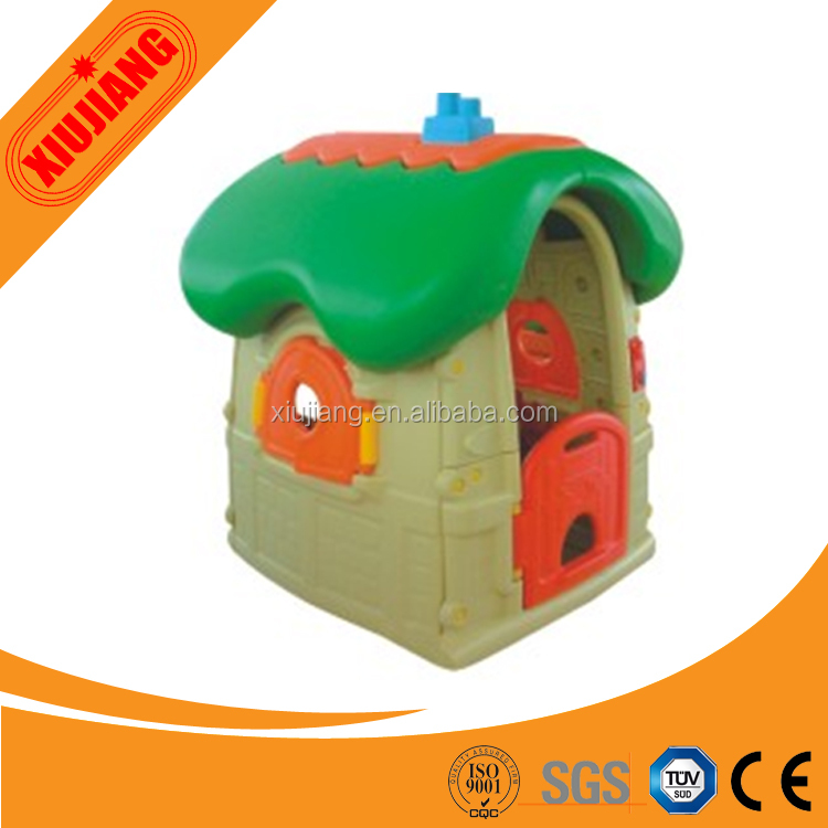 Baby outdoor indoor plastic soft playground kids play house