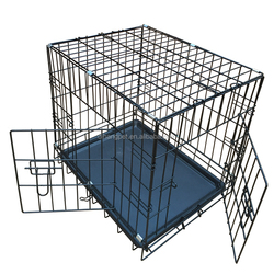 Trade Assurance Wholesale Iron Dog Cage Price