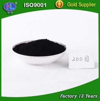 Sugar decoloration wood powder activated carbon