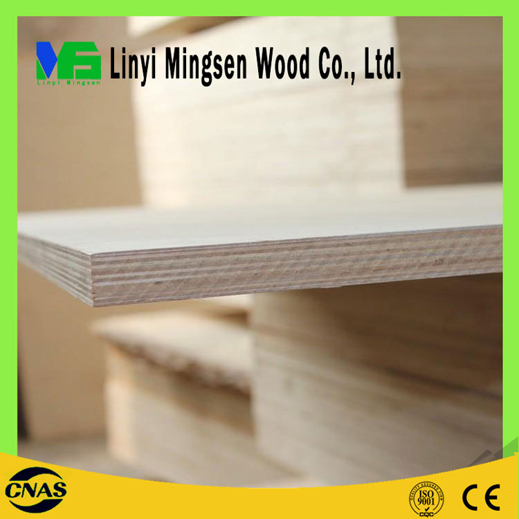 packing grade 15mm commercial plywood Manufacturer