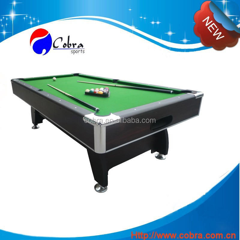 Kbl b1213 7ft household pool table high quality carom for 10 foot snooker table for sale