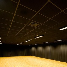 Acoustic Ceiling Panels Soundproof Fiberglass Ceiling Board