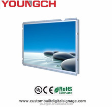 Open frame frameless touch screen lcd monitor for installation in different applications when you provide your casing 22 in