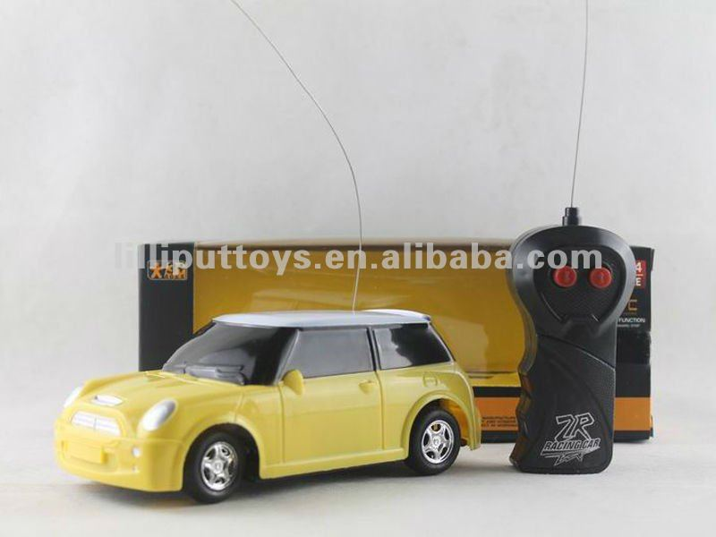 1:24 Radio Control Cars Toy 2 Channel
