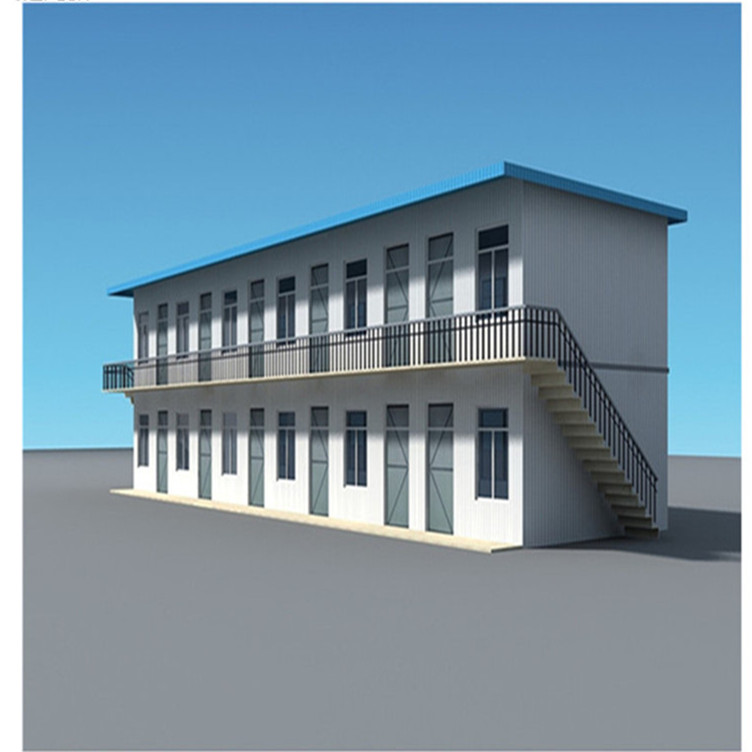 Prefab House Labor Camp House Light Steel Structure House