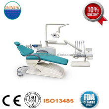 Advanced Dental Chair Massage/ Sales Points Massage Functions of Dental Chair/ Foshan Dental Chair 120v