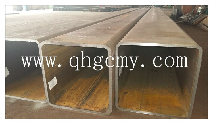 best price square steel pipe for ship building
