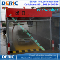 High Pressure Automatic Car Wash Machine, Car Washer With Embedded Moving Dryer