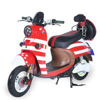 1000W New Product Vespa Electric Motorcycle
