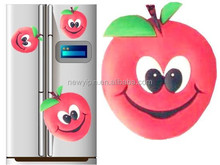 Custom Cheap plastic 2D / 3D soft pvc rubber fridge magnet
