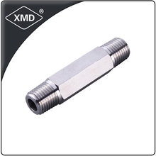 Sell well surface smooth light weight seal reliability stainless steel pipe nipple