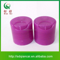 Chinese New Products Liquid Hand Soap Plastic Bottle Disc Top Cap