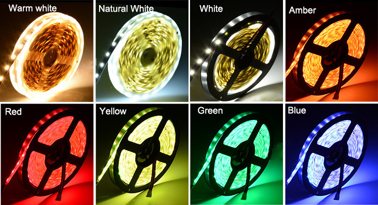 180led/m white color IP20 DC12V 24V 1800K 2700K 3000K 4000K 6000K led strip shopping lights high CRI 2216 led strip