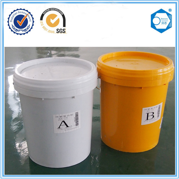 AB adhensive glue for PE 1000 with cast iron