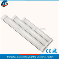 600mm 20W Batten Pendant Lighting Battern Fluorescent Tube Lamp Luminaire Fixture Office LED Linear Light
