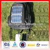 fashion solar bag/solar backpack outpot power is 6V