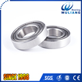 High - volume production of stainless steel 304 deep groove ball bearings S6905ZZ