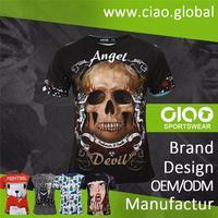 winter Heat transfer coolmax fabric top 10 t shirt brands