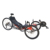 Free Shipping Long Distance Touring 27 Speed Recumbent Reverse Trike Road Bike For Sale