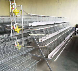 For layer poultry farm battery egg laying chicken cage for sale