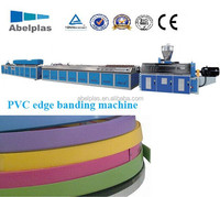 PVC ABS edge band extruding line