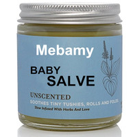 Baby Salve Natural Diaper Cream Rash and Herbal Eczema Treatment Moisture Barrier Skin Protectant Cleanser Ointment Lotion