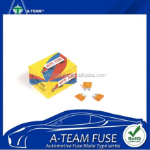 High Quality blade fuse 100 PCS paper box packing car fuse
