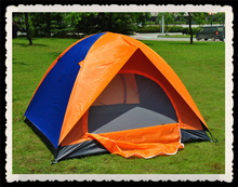 Good quality camping tent 3 persons & cheap camping tent for sale