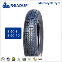 tyres for motorcycle 3.50-8 rubber tire for sell