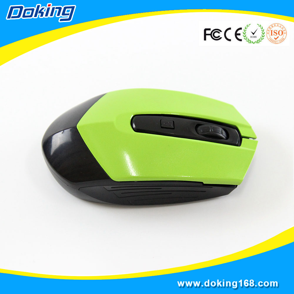 Cheapest custom 2.4g wireless optical mouse
