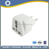 China OEM Plastic Electrical Socket Housing