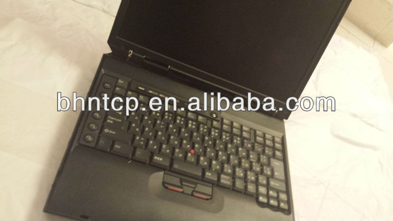 cheap china computers X60s wholesale laptop computer for sale 1.66ghz Intel Dual Core Duo 1gb 80gb Ultralight